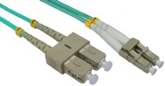 PRO SIGNAL FB3M-LCSC-030  Lead,Fibre Optic Lc-Sc 50/125 Om3 3M